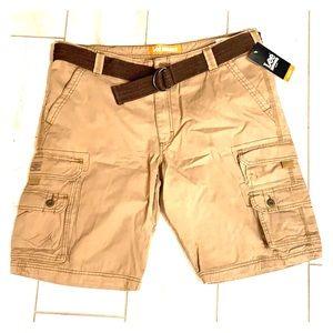 Men's cargo shorts size 38